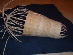 Henin out of basketry tutorial