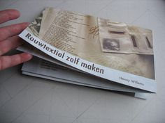 lijkwade zelf maken - een inspiratieblad met patroon.