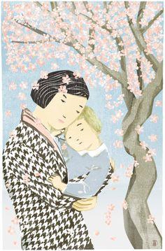 Tae Won Yu - Cherry Blossoms