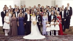 Official Wedding Picture Royal Wedding  Prince Carl Philip andPrincess Sofia