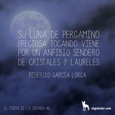 El Poema de la Semana #6: Preciosa y el aire (Federico G. Lorca) http://www.elojolector.com/2011/02/28/el-poema-de-la-semana-preciosa-y-el-aire-de-federico-garcia-lorca/