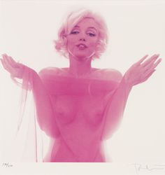 Bert Stern's 'Marilyn Monroe: The Last Sitting'