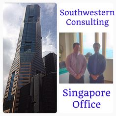Southwestern Consulting office in Singapore