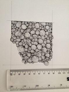 circle-sqaure #doodle