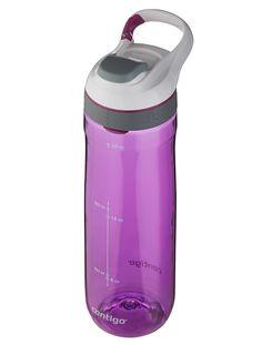 Amazon.com: Contigo Cortland Water Bottle, 24-Ounce, Greyed Jade: Sports & Outdoors