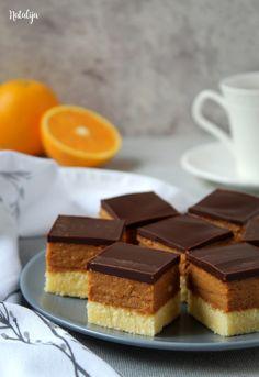 Mystic Cakes - Recipes & photography by Natalija Dessert Cake Recipes, Sweet Desserts, Sweet Recipes, Cookie Recipes, Low Carb Brasil, Jaffa Cake, Torte Recipe, Kolaci I Torte, Torte Cake