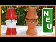 """Teelichtofen 2016 """"Modell Leuchtturm"""" - YouTube"""