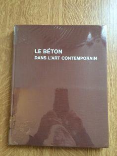The Archivist, Le béton dans l'art contemporain, Marcel Joray