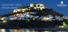 Visit the Acropolis of Lindos!    Lindos is a medieval village on the island of Rhodes. The town is imposing as it is unqiue with winding paths between traditional and whitewashed buildings. Above the town rises a natural citadel!  http://www.rodos-palace.com/