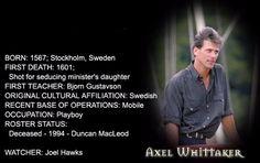 Axel Whittaker
