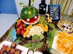 Jungle Safari Birthday Party Ideas | Photo 2 of 17 | Catch My Party