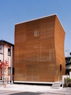 House for Everybody, Shiga, Japan  by: Kohki Hiranuma Architect & Associates Co,.Ltd.