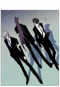 Noblesse 154 Anonymous Scans