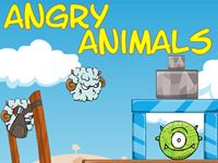 Angry Animals at Bad Piggies 2. The Angry Animals is Here is the game more of fun Angry Birds.Get your kicks off torturing way more animals than just birds.This is the latest version now! If you want to play more game, click here friv4school2015.com.