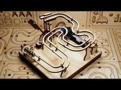 Marble Machine KIT - Build Your Own!