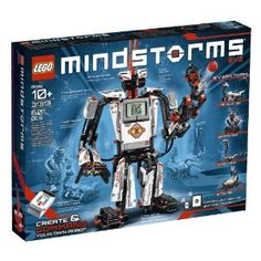 Great first robot kit.