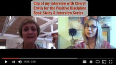 "What does Adler mean by ""equality"" for parents and children? Watch a clip of my interview with Cheryl Erwin about Chapter 2 for the Positive Discipline Book Study & Interview Series. https://www.youtube.com/watch?v=LM4CUI-_0FA&t=23s"