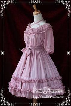 best lolita dress for bust figures - Google Search