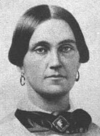 Mary Surratt was the first woman to be executed by the U.S. Federal Government.. for her participation in the Lincoln assassination plot. Her guilt is the subject of much controversy, even today.  What's clear is that her slippery son, John, who was an actual conspirator; fled to Canada and evaded capture for two years and was not hanged. Mary's boarding house in D.C. is now a Chinese restaurant called Wok N Roll.  There's a plaque in the doorway.