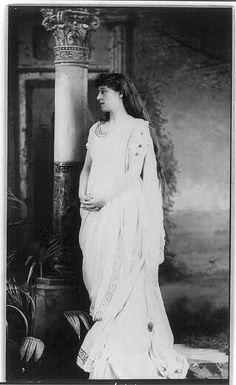 1882. Lillie Langtry.
