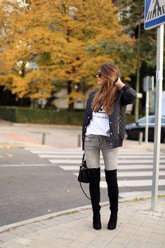40 Different Ways of Matching Boots for Winter - Sortashion
