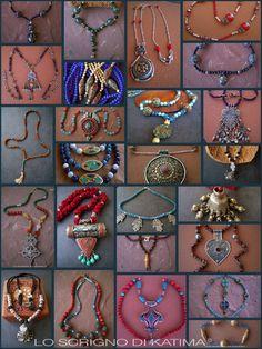 portfolio, foto pendenti, etnico, gioielli etnici – LO SCRIGNO DI KATIMA