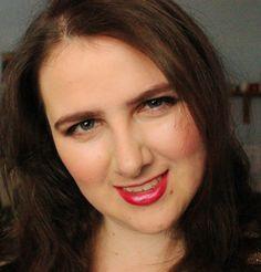 Rosey Makeup Look - Deebeefairy | www.deebeefairy.com