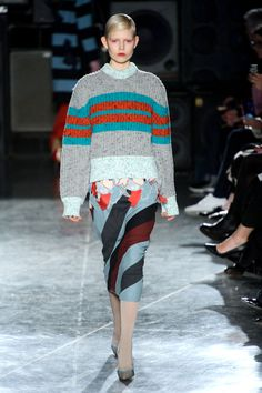 Jonathan Saunders | The Best Looks From London Fashion Week: Fall 2014