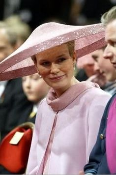 HRH Princess Mathilde of Belgium, Duchess of Brabant