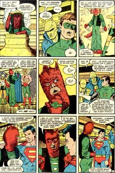 meet Gnort, the doggy Green Lantern