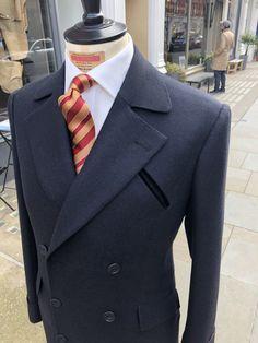 Steven Hitchcock Bespoke Savile Row, Top Coat, Bespoke, Suit Jacket, Blazer, Suits, Jackets, Tops, Fashion