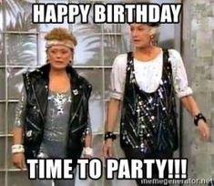 27 Ideas Birthday Quotes Funny Hilarious Girls - 27 Ideas B Friend Birthday Quotes Funny, Funny Happy Birthday Meme, Happy Birthday Wishes For A Friend, Happy Birthday Girls, Birthday Quotes For Him, Funny Birthday Cards, Card Birthday, Birthday Ideas, Happy Birthday Greetings
