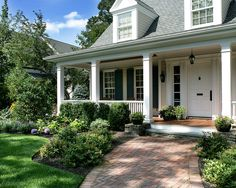 Porch Roofs Design, Pictures, Remodel, Decor and Ideas - page 3