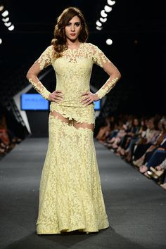 Walid Shehab 2014 collection - Couture