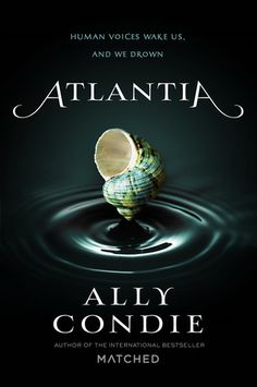 Can you hear Atlantia breathing? This YA dystopian book reimagines the lost city of Atlantis...