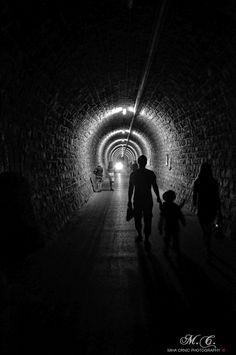 Light at the end of the tunnel by mihacrnic The End, Gaia, Street, Concert, Artist, Photography, Travel, Beautiful, Photograph