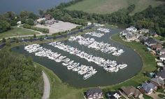 Captain's Quarters Yacht Club. A yacht club in Harrods Creek, Kentucky Travel Tourism