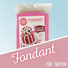 """Wunderschöner farbiger Fondant im Farbton """"Fuchsia"""" von Cake Mart für Ihre Torte. Jetzt ausprobieren!"""