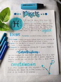 Apunte Piscis | Apuntes, Libreta de apuntes, Piscis Notebook, Bullet Journal, Notes, School, Pisces, Cover Pages, Report Cards, The Notebook, Exercise Book