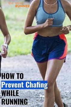 We'll cover everything you need to know about how to prevent chafing while running. This includes solutions for common chafing areas plus chafing treatment. Running Routine, Running Workouts, Running Tips, Trail Running, Race Training, Training Plan, Running Training, Triathlon Training, Marathon Tips