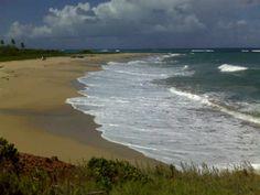 Lovely beach in Grenada