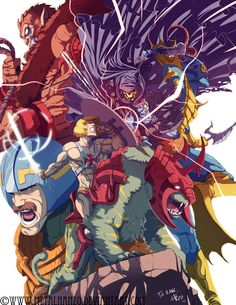 He-Man by *HeavyMetalHanzo on deviantART