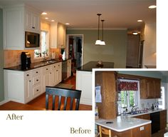 Mobile Home Remodeling on Pinterest - Mobile Home Remodel Before And After