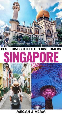 Dec 17, 2020 - Are you planning 2 days in Singapore on an upcoming trip? This Singapore itinerary discusses how to maximize your weekend trip to the gorgeous destination!