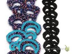 Ravelry: Lace Scallop Trim #3 pattern by Gwen Fisher..free pattern!