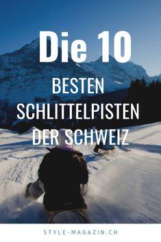 Hier lässt es sich in der Schweiz am besten Schlittenfahren. Die besten Tipps von Bern bis Klosters lest ihr jetzt auf style-magazin.ch #winter #schweiz #hotspots #travel #swiss #citytrip #zuerich #bern #davos #klosters #interlaken #schlittenfahren #piste #schnee #winterurlaub