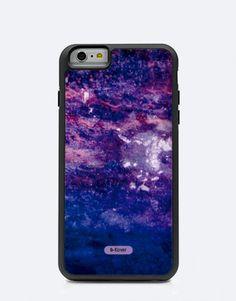 funda-space-morado Galaxy Phone, Samsung Galaxy, Mobile Cases, Pretty In Pink, Manhattan, Lilac