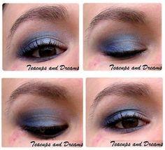 YSL Boreal Palette (LE) make up.
