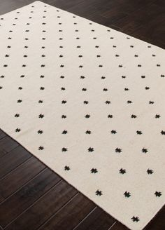 An array of simple flat weave designs in 100% wool - from simple modern geometrics to stripes and Ikats. Colors look modern and fresh and very contemporary.