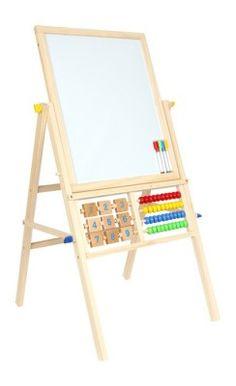 Small Foot Detská multifunkčná tabuľa Activity Toys, Activities, Blackboards, Penne, Whiteboard, Drafting Desk, Ladder Decor, Chalkboard, Drawings